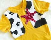 Cowboy Shirt- Toddler/Youth/Adult