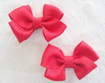 Bitty Baby Bows- You Pick Colors