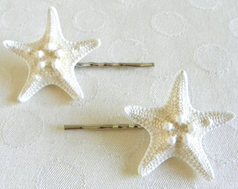 Starfish Hair Pins