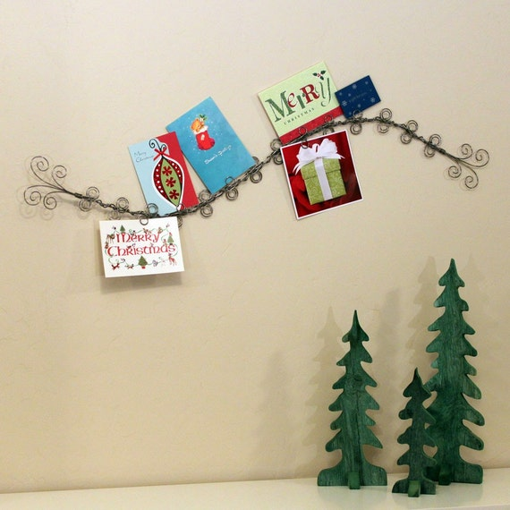 5 Foot Holiday Card Holder