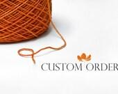 CustomOrderNo. EG3212