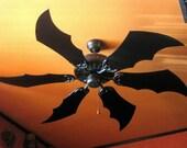 Bat / Dragon Wing Fan Blades - 5 Blades