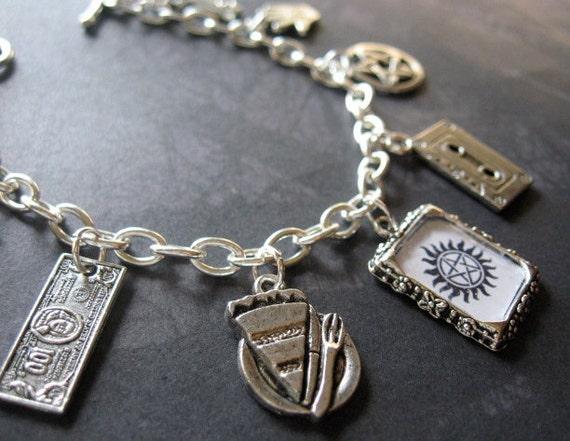 supernatural dean winchester defined bracelet v 2 by angelq