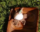Crocheted Peelable Onion Amigurumi---PDF--PATTERN