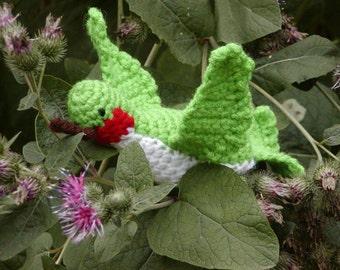 Crocheted Hummingbird-----PDF--PATTERN