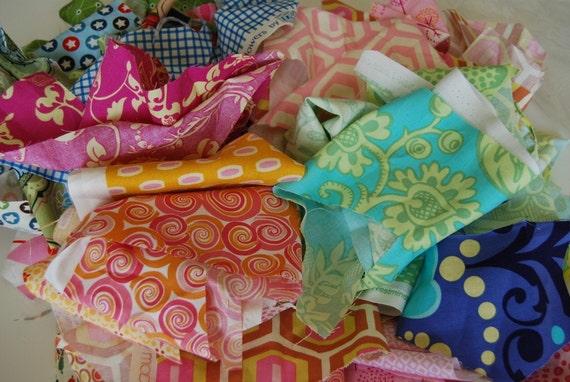 Fabric Bag O' Scrap-3 yards of scraps-1 lb. bag