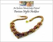 eTUTORIAL Parisian Nights Necklace