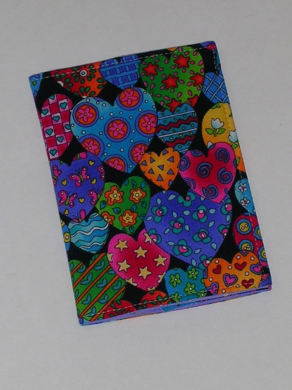 Sale Fabric Passport Cover