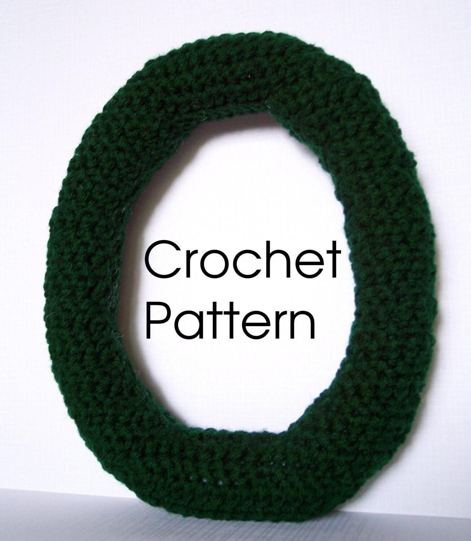 Knitting Pattern Capital Letters : Lovely Little Letters Capital O pdf crochet pattern