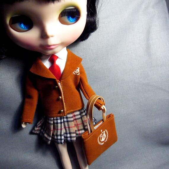 Blythe school girl set (set C)