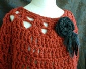 The Red Hot Mama Capelet