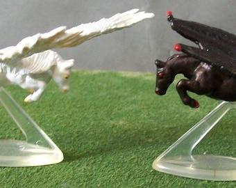 OOAK Micro Mini Pegasus or Winged Unicorn