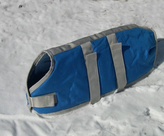 Insulated Waterproof Winter Dog Coat Size 24