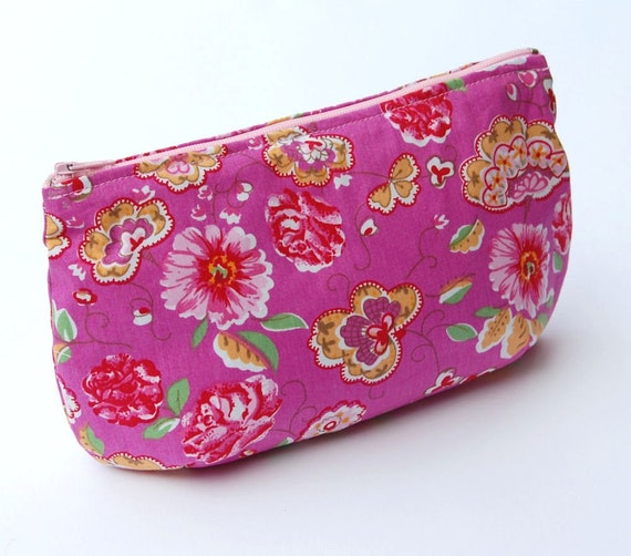Zippered Pouch Spring is in the Air no.1
