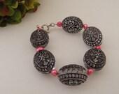 French Boudeau Beaded bracelet