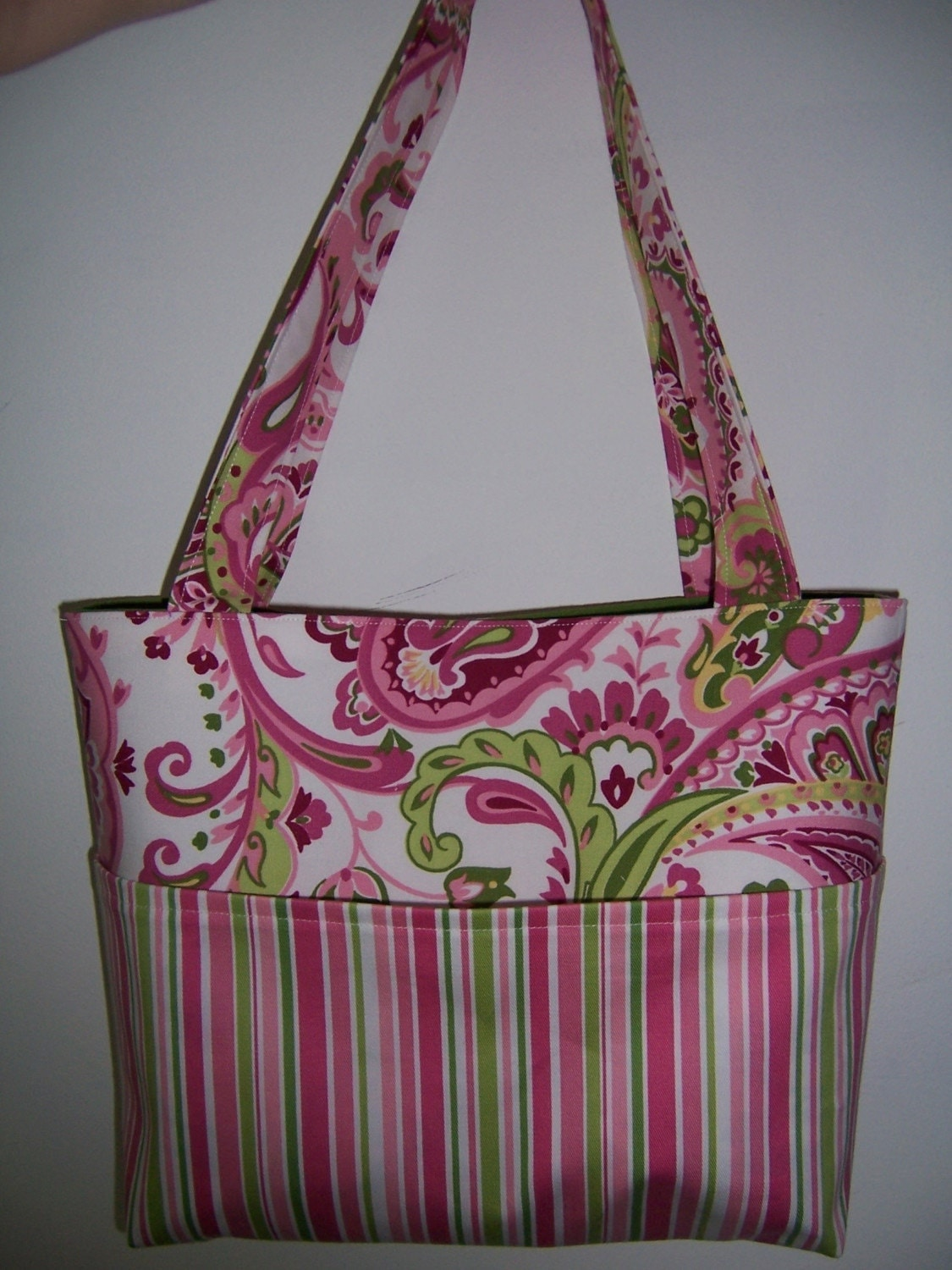 Aivilo Tote Bag Easy Pdf Purse Sewing Pattern 4 Sizes To