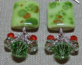 A Taste of Spring Earrings - E606