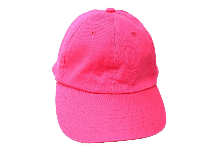 vintage 80 s 90 s neon pink baseball trucker cap hat