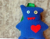 Alan, Squishie Monster Plush Toy