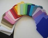 Rainbow Tags Set of 25