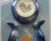 SALE - Funky Love-Fiskars Squeeze Punch-Large