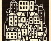 urban village print
