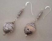 Naga Shell Earrings