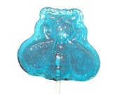 Oh My It's A Fly 2 - 10 Gourmet Crystal Barley Candy Lollipops