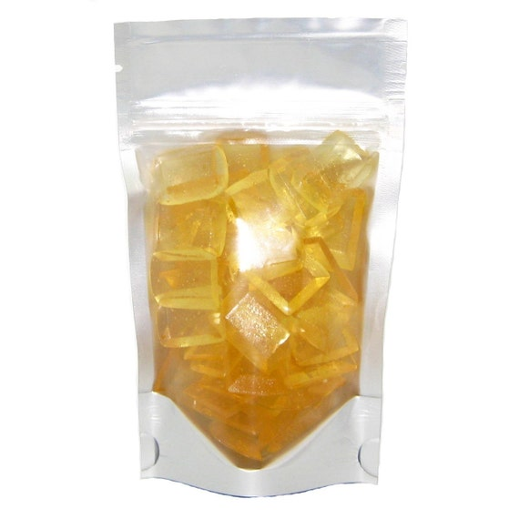 Ginger (All Natural) - Crystal Jewels Barley Hard Candy Sweets - 2oz bags