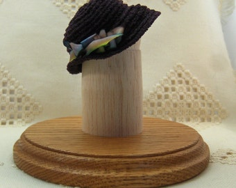 Designer's Embellishment Tool Form For Doll Hats and Wigs too. Petite Milette or Gene Doll Size