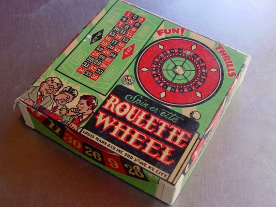 roulette playset