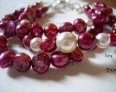 Rhiannon's pearl bracelet