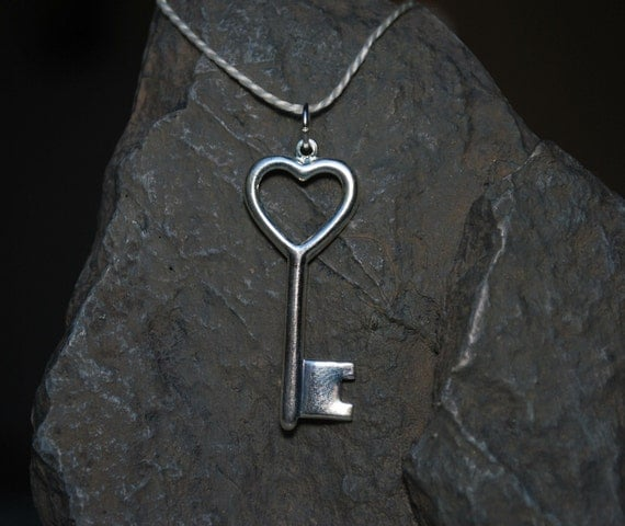 Key To My Heart Wish Necklace - Buy 3 Items Get 1 FREE