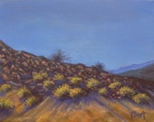 Desert Landscape, Original Painting