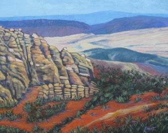Utah Landscape Print