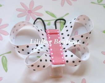 LiliBug Butterfly Hair Clippie