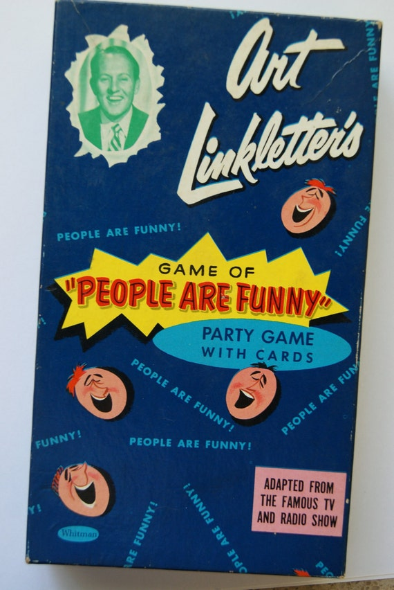 Art Linkletter's People are Funny Game