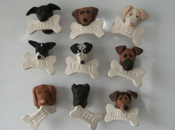 Personalized Pet Magnet