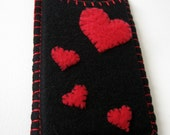 Hearts Case  - Last ONE Available