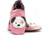 Bugaloo Leather Baby Shoes Penny Puppy  0-6 - 18-24 months
