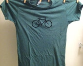screenprint bike tee