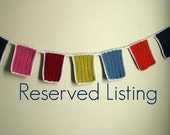 Reserved Listing for Rachaelsscraps