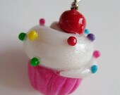 Cupcaaake Clip-On... with Sprinkles