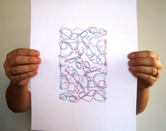 Glasses (Departika Poster)