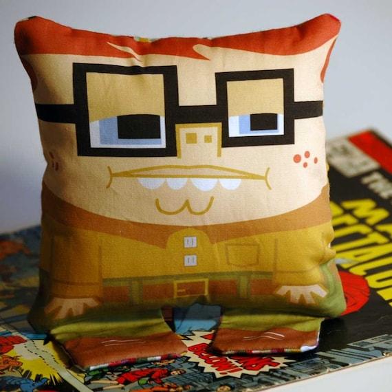 Harold - Handmade plush