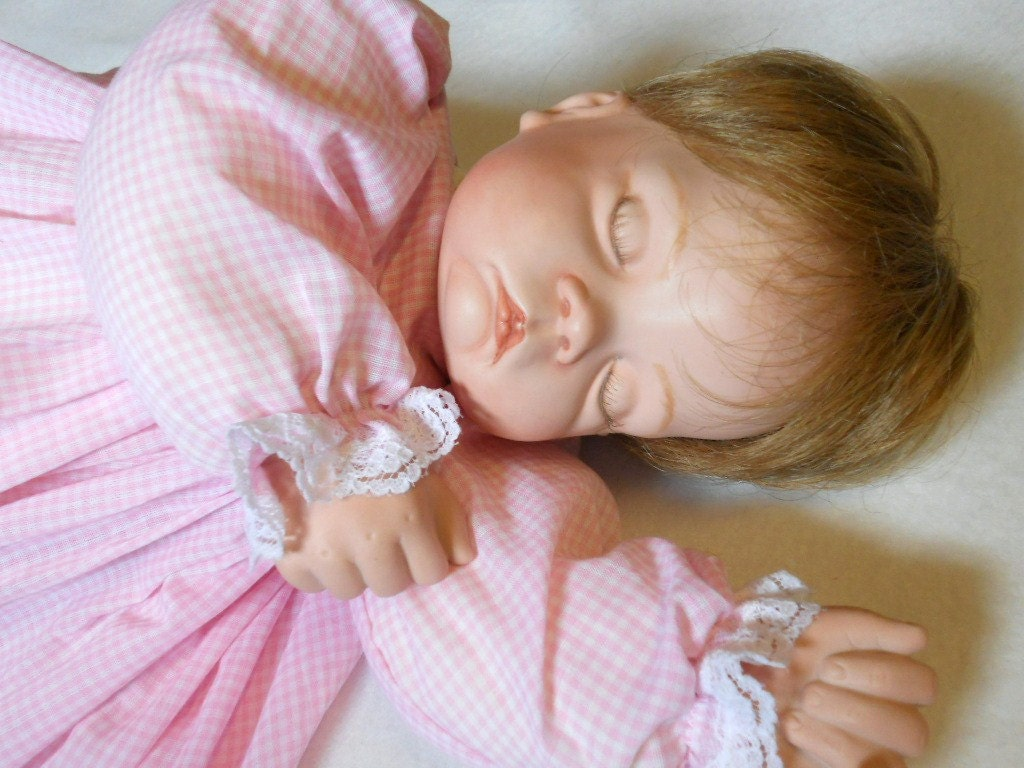 Sugar Britches Doll Vintage Sweet Baby Porcelain Boot Tyner 21