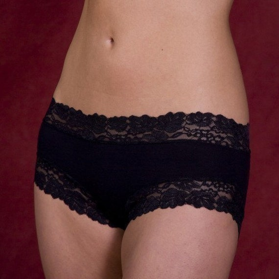 Organic Cotton Lily of the Valley Panties