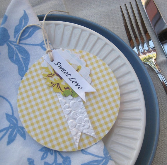 Items Similar To Table Setting Wedding Engagement Baby