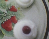Fresh Strawberry Tarts Set Of 4