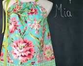 DIY KIT - Women - Pillowcase TOP - Amy Butler - Pick the size - Junior, Adult and Plus size - by Boutique Mia and More